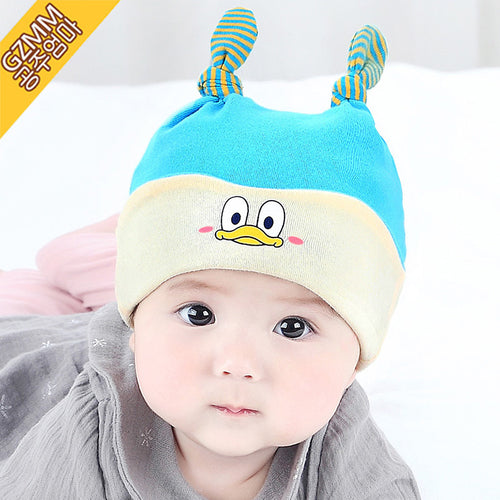 GZMM Cartoon Animals Baby Beanie Hat - BabyLand.my
