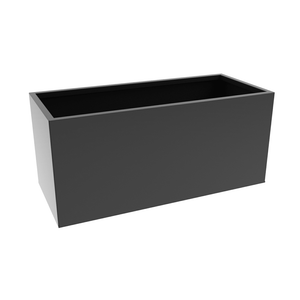 Colorful Steel Box Planters - FREE SHIPPING!