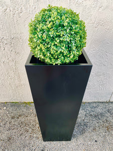 Colorful Steel Tapered Planters - FREE SHIPPING!