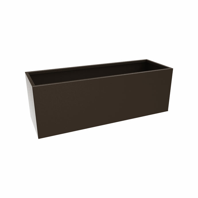 Powder Coated Box Planters - FREE SHIPPING!