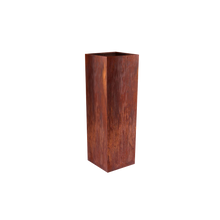 Load image into Gallery viewer, Corten Steel Column Planters - FREE SHIPPING!