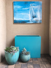 Load image into Gallery viewer, Colorful Steel Edge Planters - FREE SHIPPING!