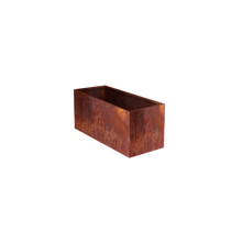 Load image into Gallery viewer, Corten Steel Box Planters - FREE SHIPPING!