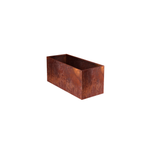 Corten Steel Box Planters - FREE SHIPPING!