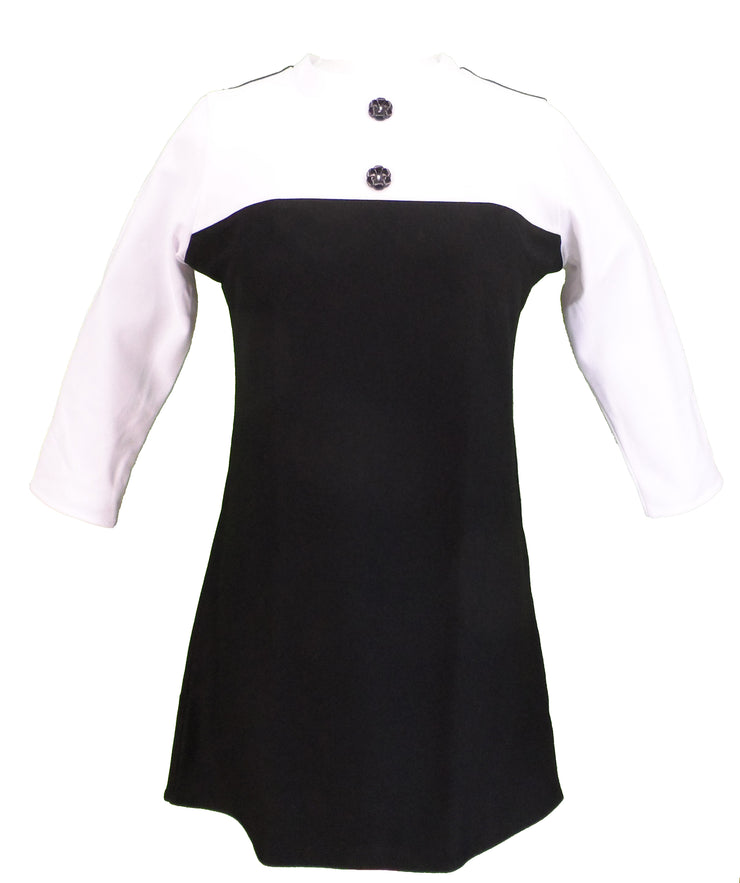 Love Her Madly Ladies 60s Retro Mod Vintage Dress