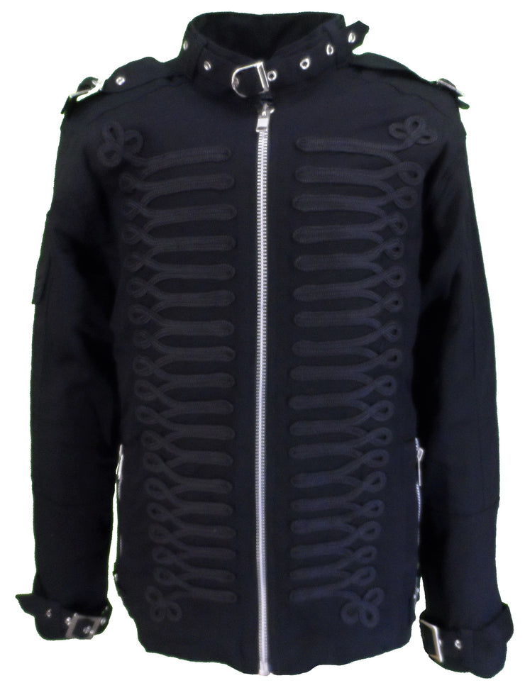 Heartless Mens Abel Military Style Jacket