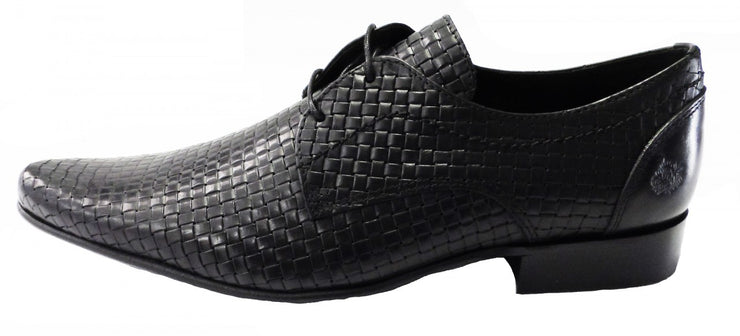 IKON Original Buckler Weave Black Mod Jam Shoes