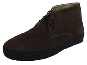 Delicious Junction Mens Brown Bullitt 2 Suede Desert Boot