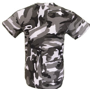 Mens Camouflage Urban T shirts