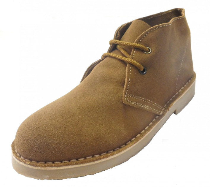 b22ecd7b122 Men's Mod Desert Boots UK | Suede Style Desert Boots | Free Delivery ...