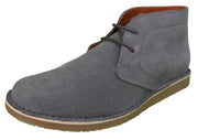 Delicious Junction Gary Crowley Moon Grey Desert Boots