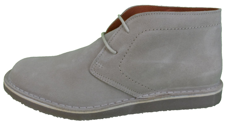 Delicious Junction Gary Crowley Beige Desert Boots