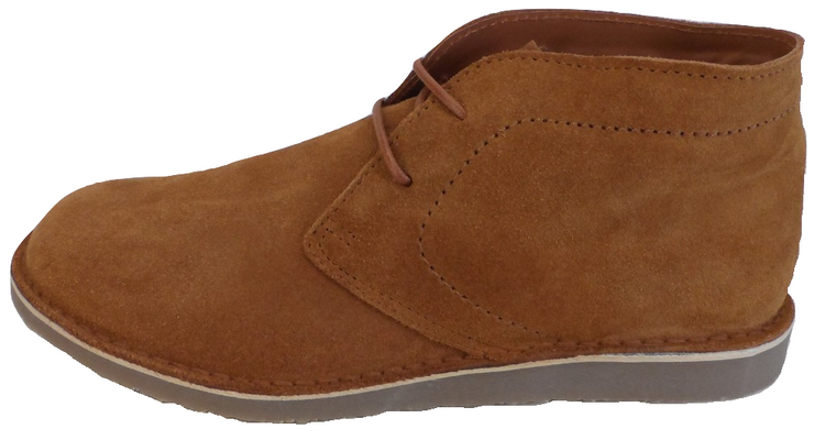 Delicious Junction Gary Crowley Ginger Desert Boots