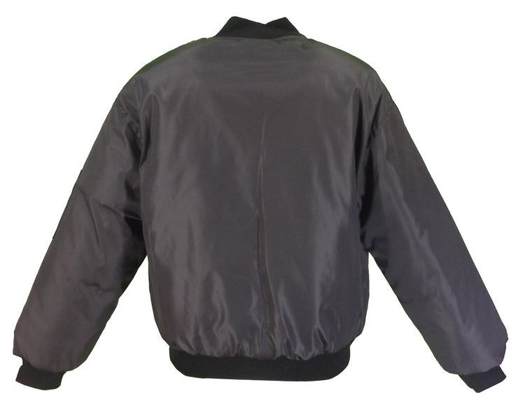 Mens MA 1 Bomber Jacket