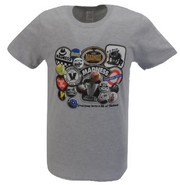 Mens Grey Official Madness Everone Loves a Bit T Shirt