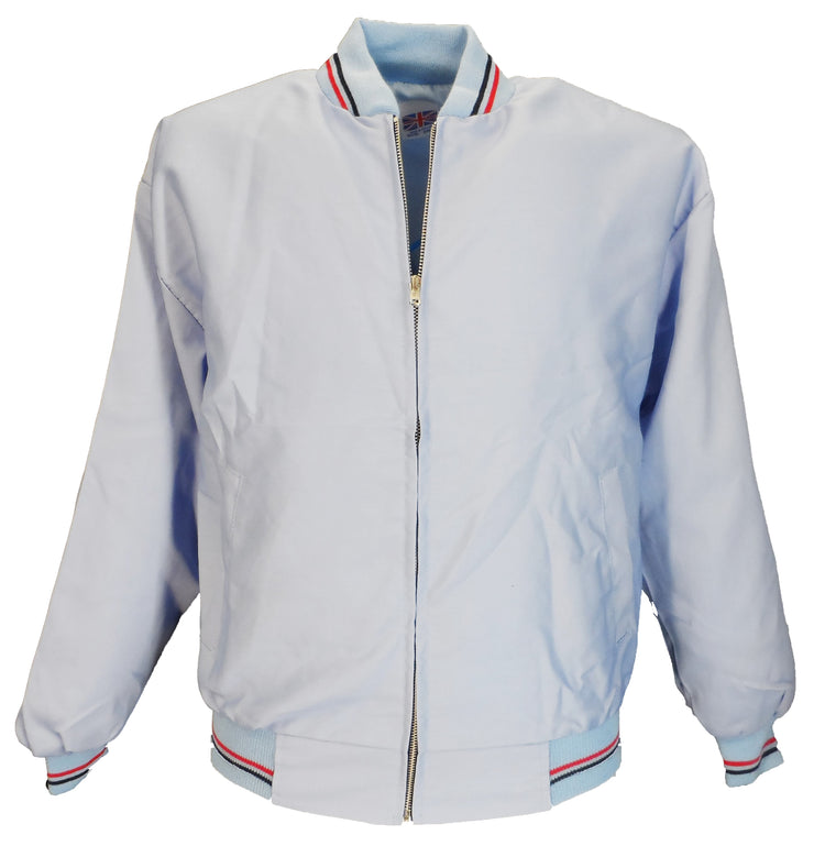 Sky Blue Made in England Monkey jackets