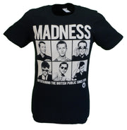 Mens Black Official Madness Since 1979 T Shirt
