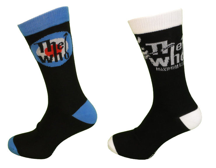 Mens Officially Licensed The Who Socks