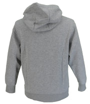 Stomp Mens Grey Lazy Sunday Retro Hoodies