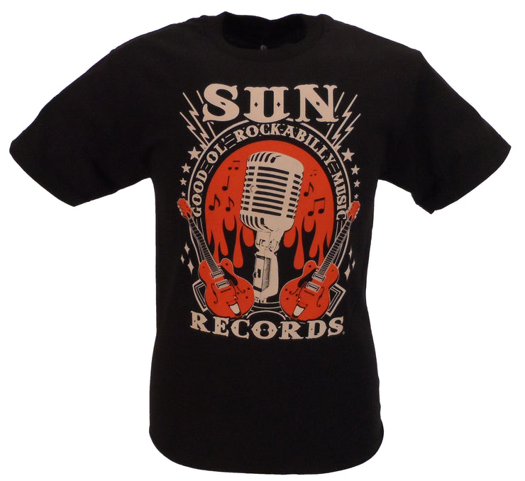 Sun Records Ladies Rockabilly T Shirts