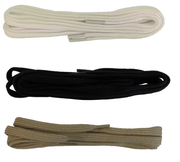 2 Pair Pack of 100 CM Trainer Shoe Boot Laces