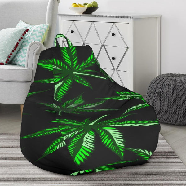 Cannabis Bean Bag Chair - Merchandize.ca
