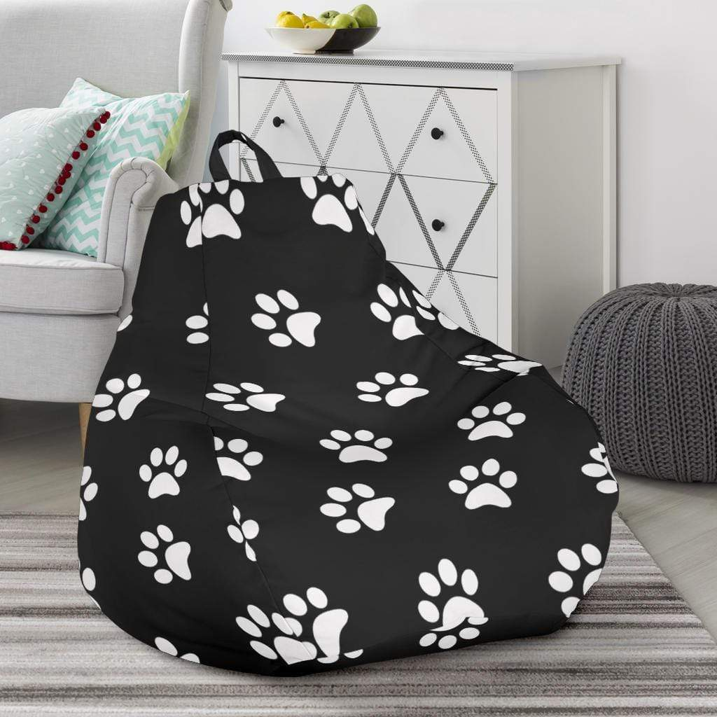Paw Prints Bean Bag Chair - Merchandize.ca