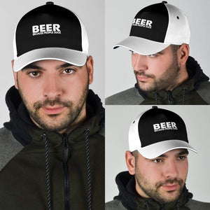 Beer Cause People Suck Hat - Merchandize.ca