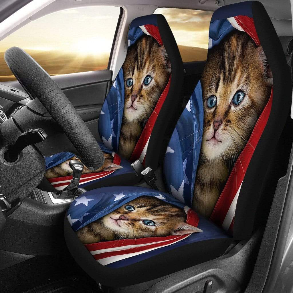Cutest Kitty Car Seat Covers - Merchandize.ca