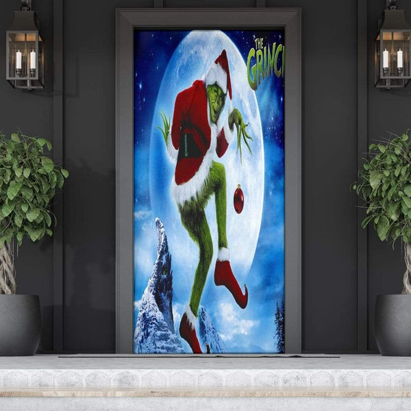 The Grinch Door Sock - Merchandize.ca