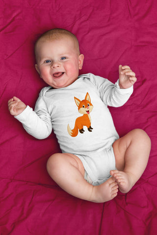 Fox Baby Bodysuit - Merchandize.ca