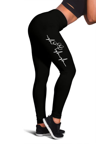 Paw heartbeat leggings - Merchandize.ca