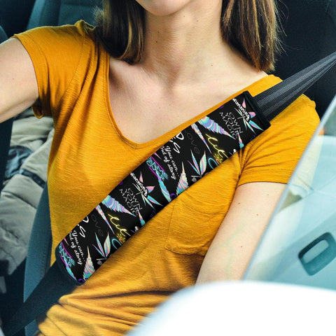 Good Vibes Seat Belt Covers - Merchandize.ca