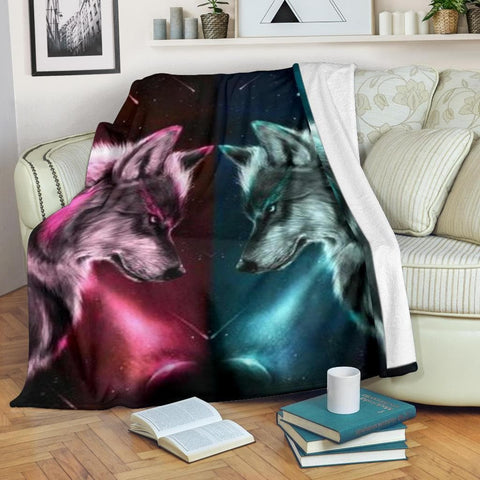 Pack Leader Micro Fleece Blanket - Merchandize.ca