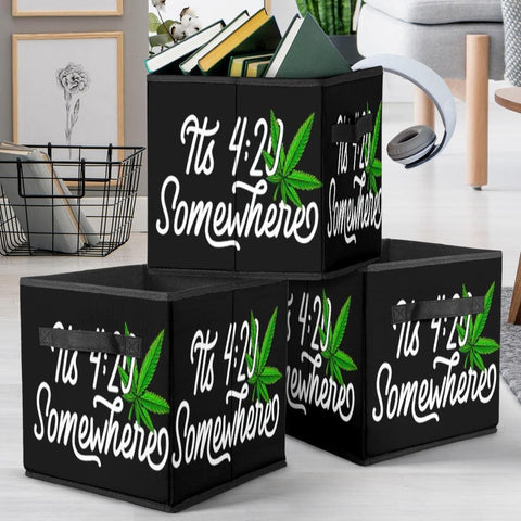 4:20 Somewhere Storage Cube - Merchandize.ca