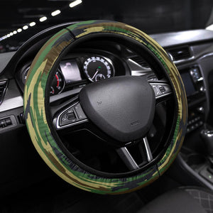 Woodland Camo Steering Wheel Cover - Merchandize.ca