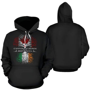 Irish Roots Hoodie - Merchandize.ca