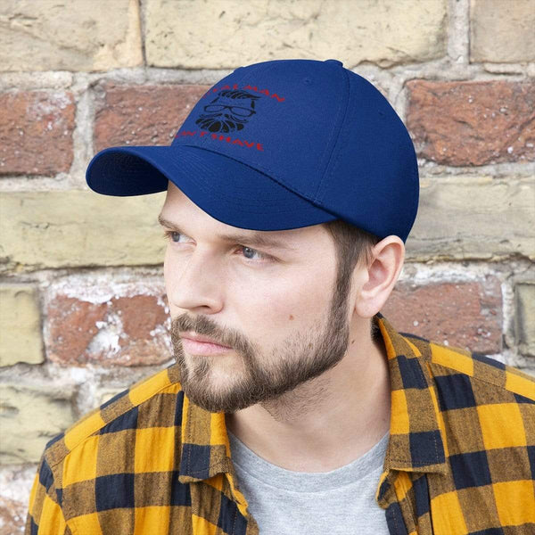 Men Don't Shave Unisex Twill Hat - Merchandize.ca