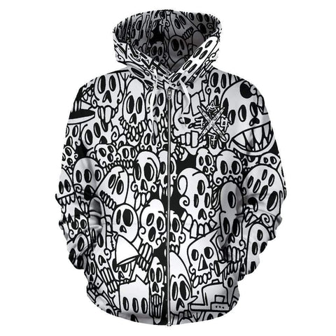 Men's All Eyes Zip - Merchandize.ca
