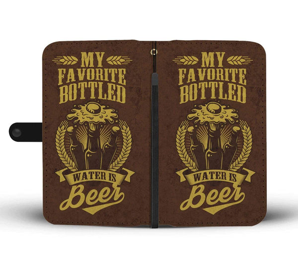 New Custom Designed Beer Wallet Case - Merchandize.ca