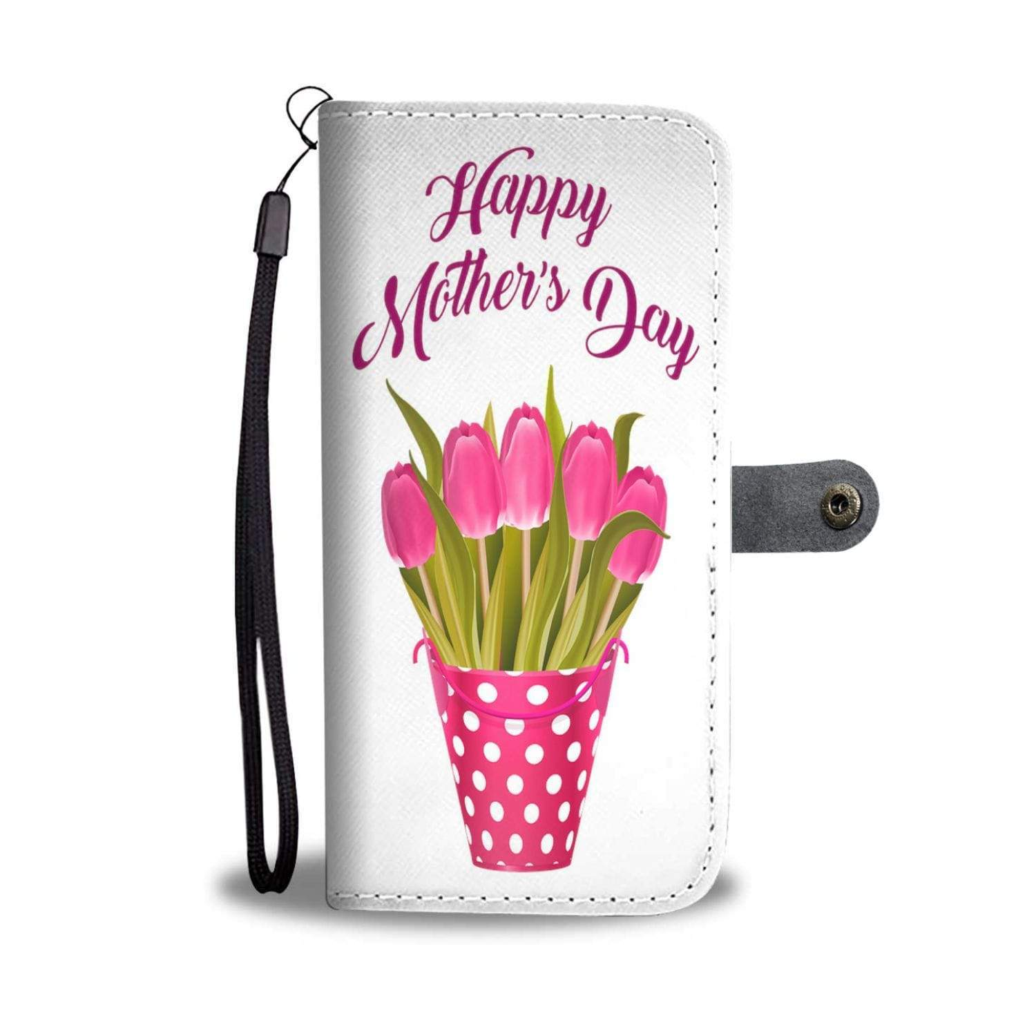 New Custom Designed Mother's Day Wallet Case - Merchandize.ca
