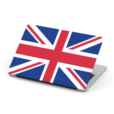 New Custom Designed United Kingdom Flag MacBook Case - Merchandize.ca