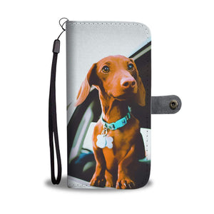 New Personalized Dog Photo on Wallet Phone Case - Merchandize.ca