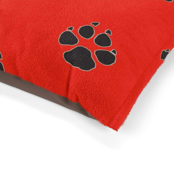 Paw Print Pet Bed - Merchandize.ca