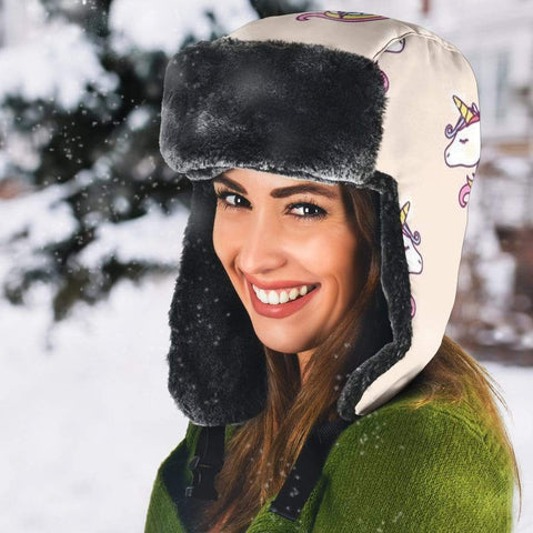 Unicorn Trapper Hat - Merchandize.ca
