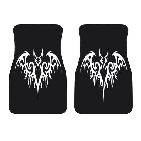 Tribal Bat Car Floor Mats - Merchandize.ca