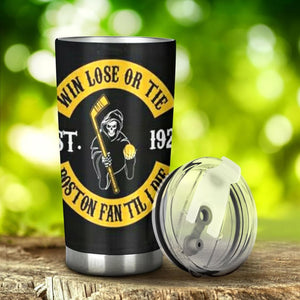 Boston Fan Tumbler - Merchandize.ca