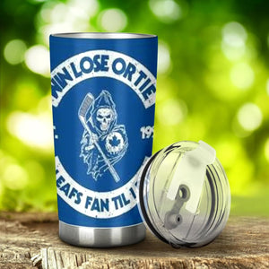 Win Lose or Tie Tumbler - Merchandize.ca