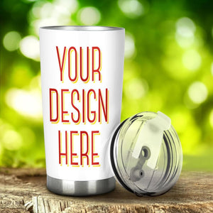 Your Design Here Tumbler - Merchandize.ca