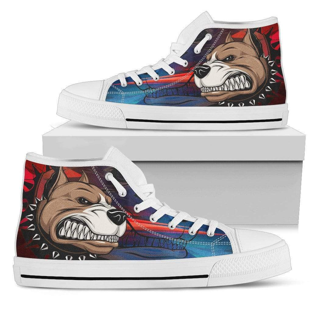 WOMEN'S BULLY HIGH TOP SHOES - Merchandize.ca